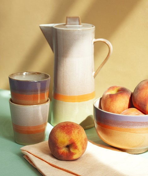 HKLIVING 70`s Mug sunset
