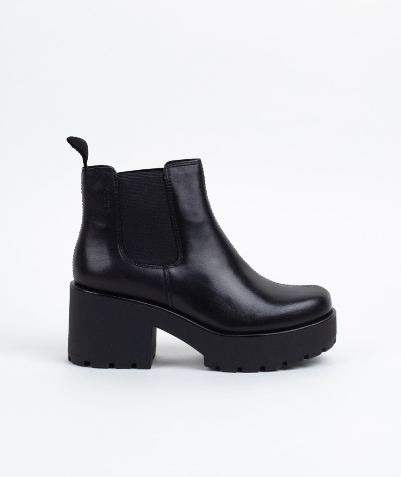 VAGABOND Dioon Stiefelette schwarz