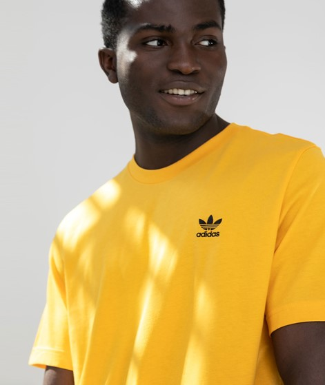 ADIDAS Essential T-Shirt active yellow