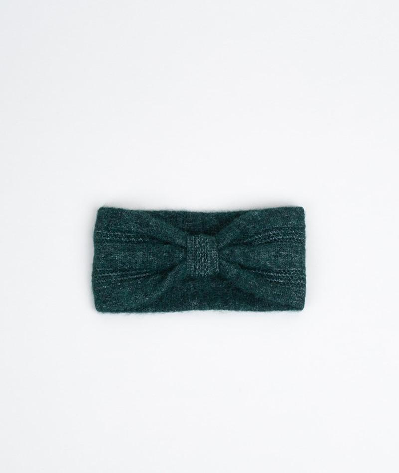 SAMSOE SAMSOE Nor Stirnband grün