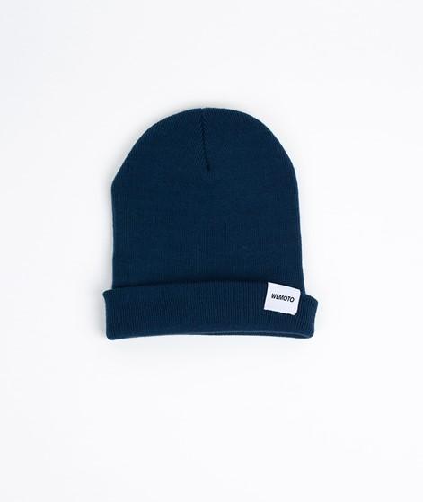 WEMOTO North Mütze blau