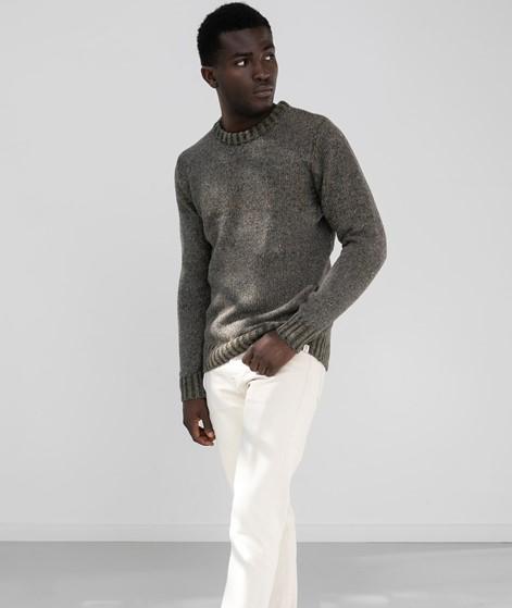 REVOLUTION Crewneck Pullover khaki