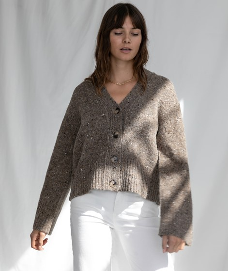 SELECTED FEMME SLFForest Cardigan braun