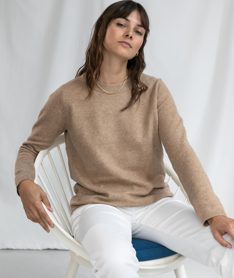 SELECTED FEMME SLFStacey Pullover beige