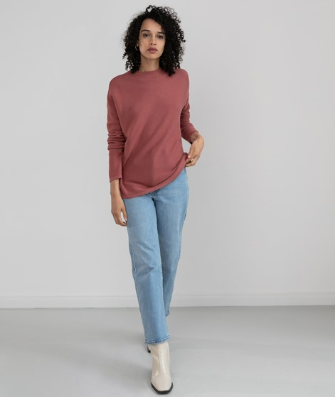 ARMEDANGELS Medinaa Sweater rot