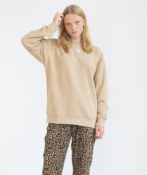 ADIDAS Sweatshirt linen khaki