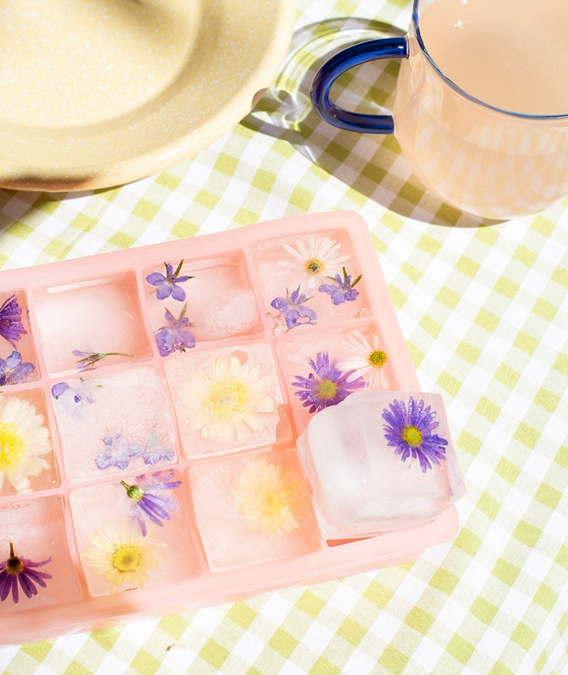 HAY Ice Cube Tray/ Square XL pink