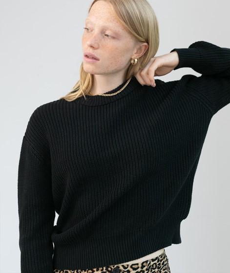 MINIMUM Mikala Pullover schwarz