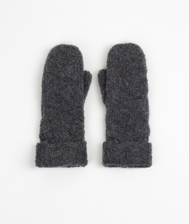MBYM Lessia Handschuhe dunkelgrau