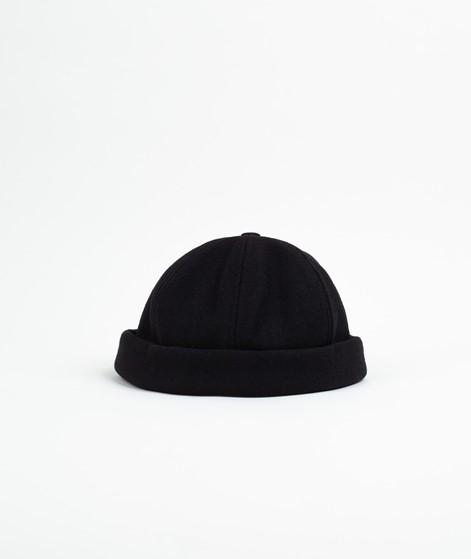 KAUF DICH GLÜCKLICH Wool Cap black