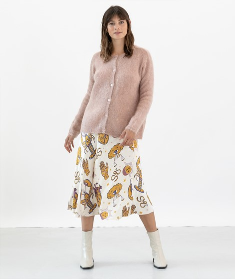 DES PETITS HAUTS Domisette Cardigan rosa