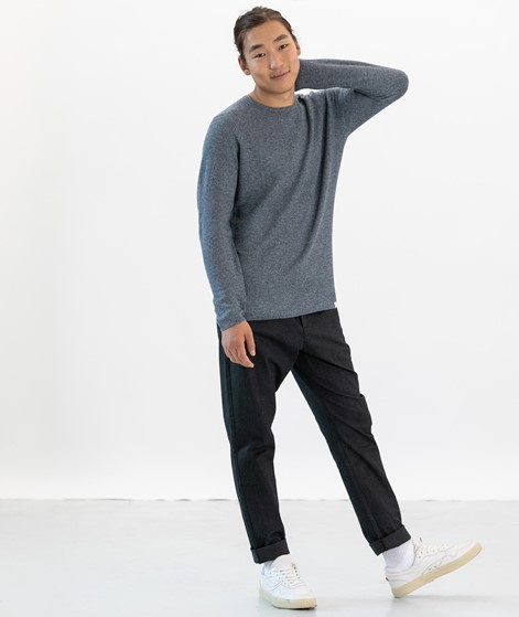 NOWADAYS Honeycomb Pullover middle blue