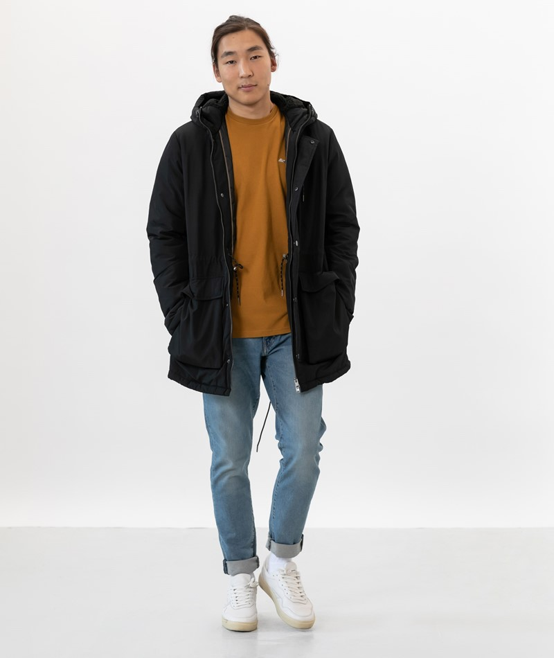 SELECTED HOMME SLHLeo Parka black