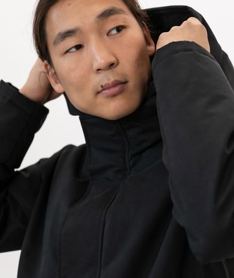 MINIMUM Virkedal Jacke schwarz