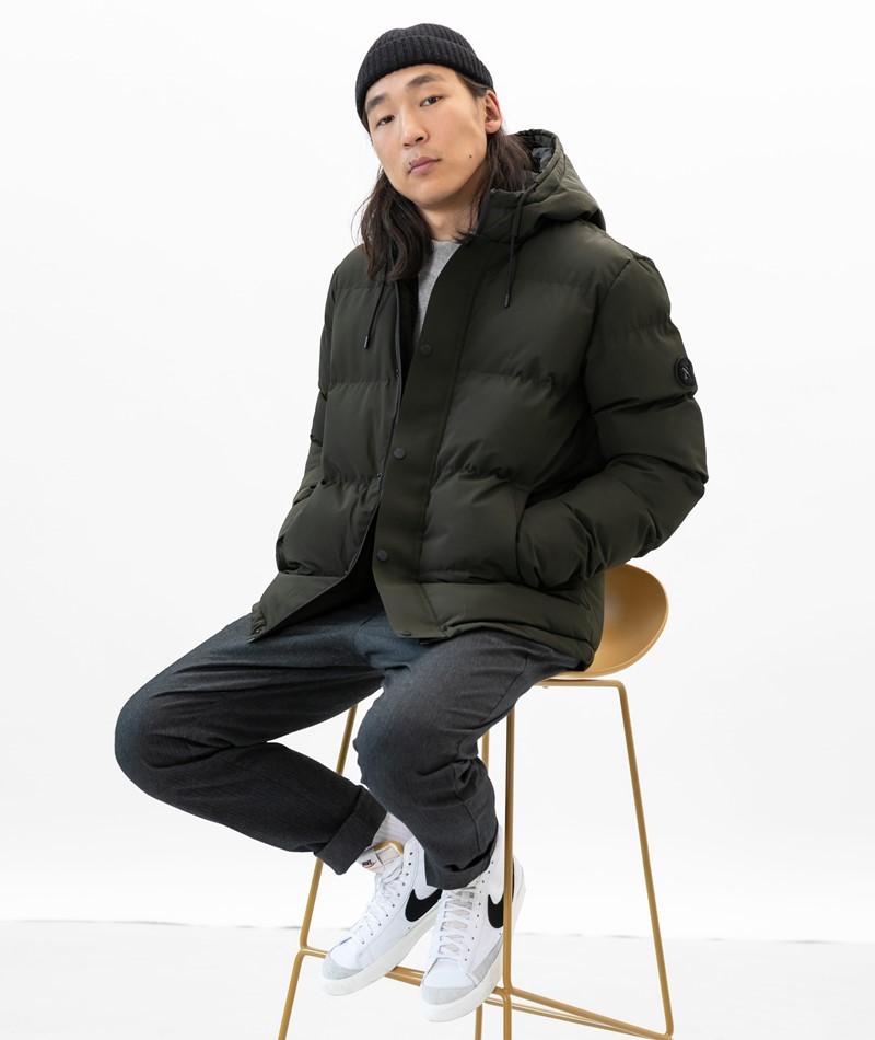 NOWADAYS Puffer Jacke khaki