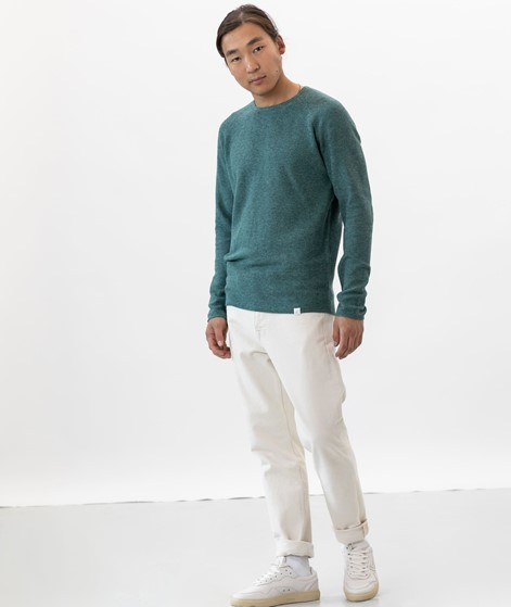 NOWADAYS Honeycomb Pullover pine grove