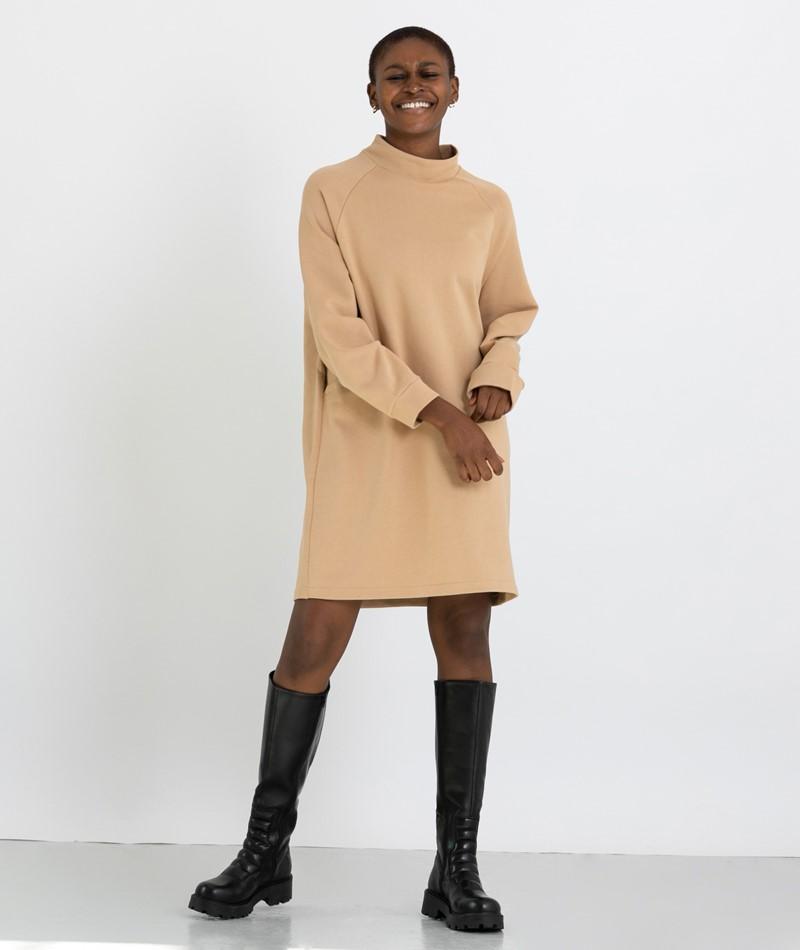 JAN N JUNE Momo Kleid schwarz