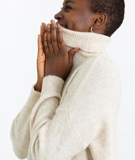 KAUF DICH GLÜCKLICH Pullover weiß