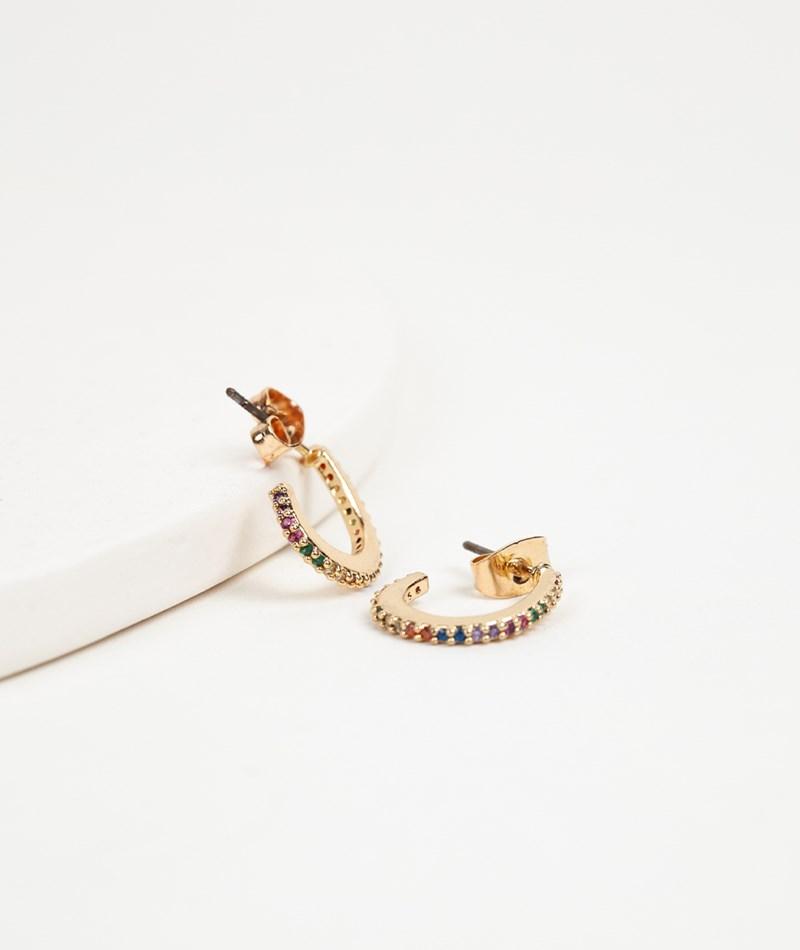 EBBA Ohrringe mehrfarbig