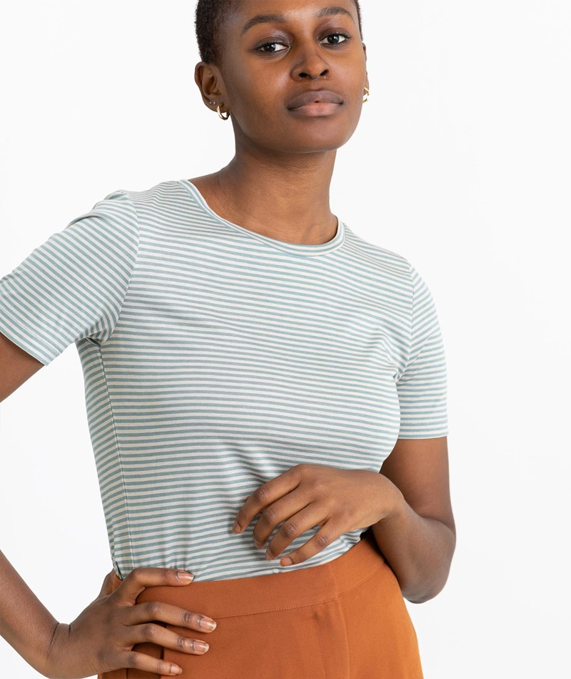 ARMEDANGELS Lidiaa Ring Stripe T-Shirt