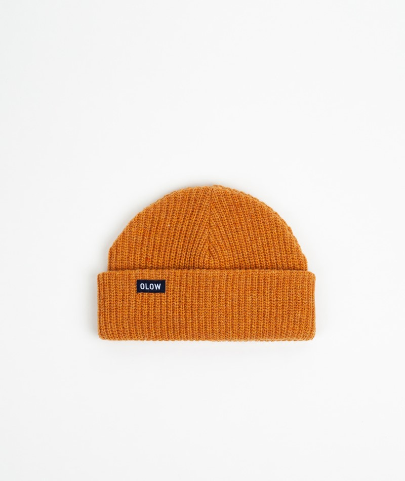 OLOW Cousteau Mütze orange