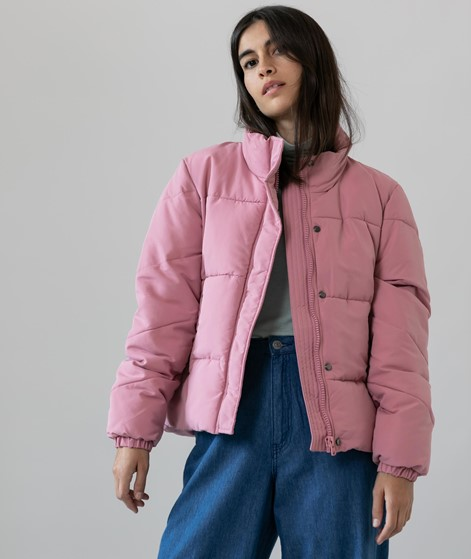 ANOTHER LABEL Mille Puffer Jacke pink