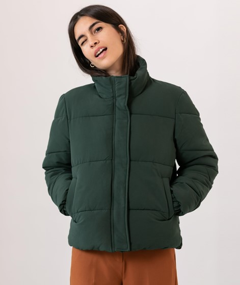 ANOTHER LABEL Mille Puffer Jacke grün