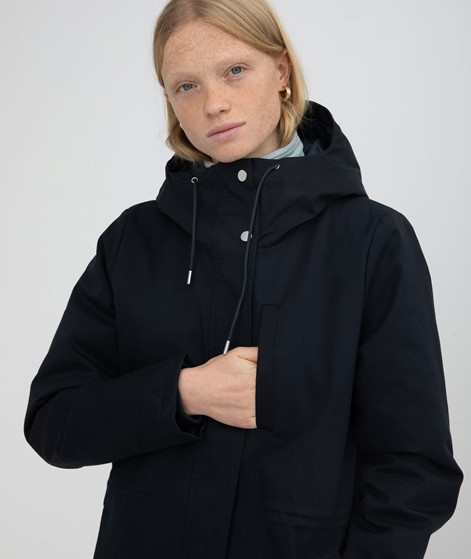 SELFHOOD Parka Jacket dunkelblau