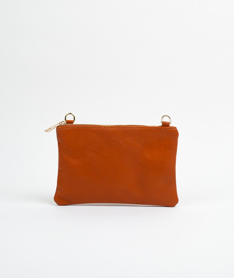BLINGBERLIN Milla Handtasche braun