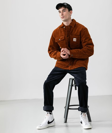 CARHARTT WIP Michigan Coat brandy