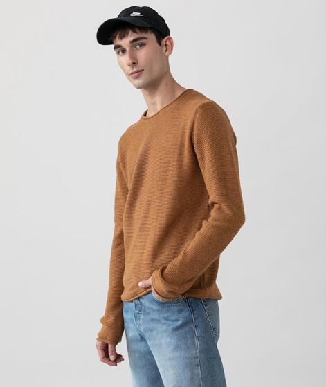 KAUF DICH GLÜCKLICH Pullover mustard nap