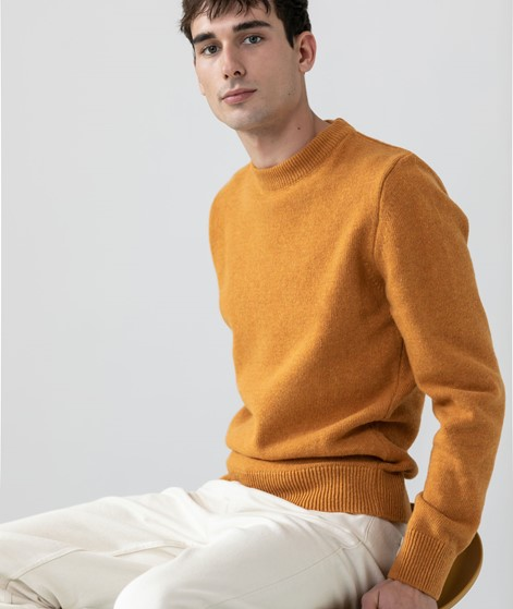OLOW Solstice Pullover gelb