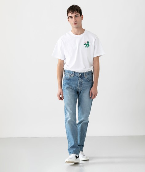 LEVIS 501 `93 Jeans straight basil