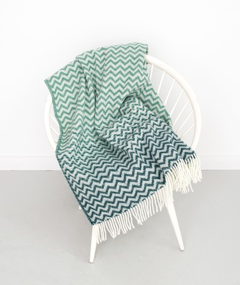 COUDRE BERLIN Wool Blankets Waves