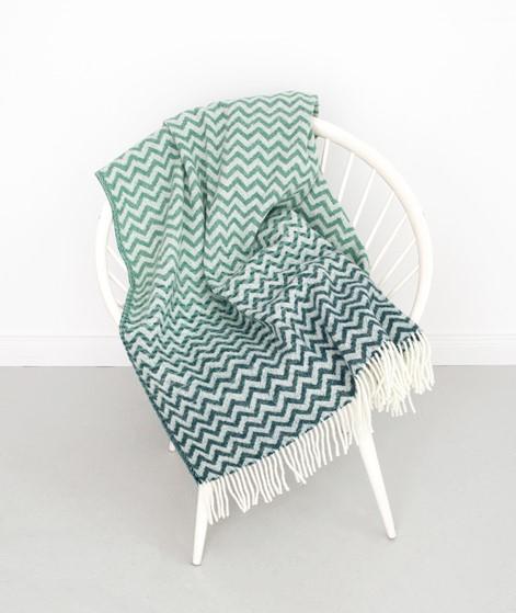 COUDRE BERLIN Wool Blankets Waves