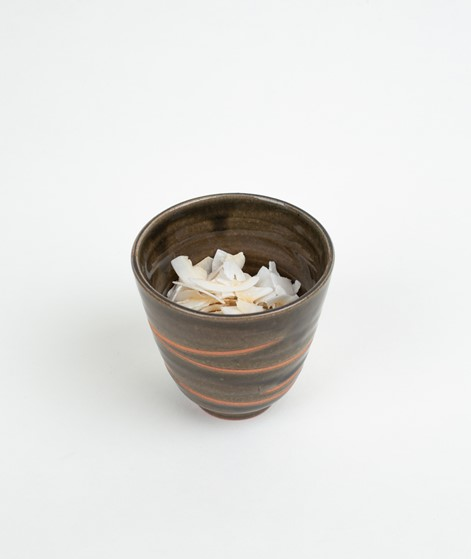 HKLIVING Japanese Yunomi Mug dunkelgrün