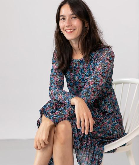 VILA VIDavis Midi Kleid gemustert