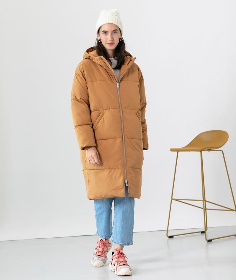 EMBASSY Elphin Puffer Coat braun