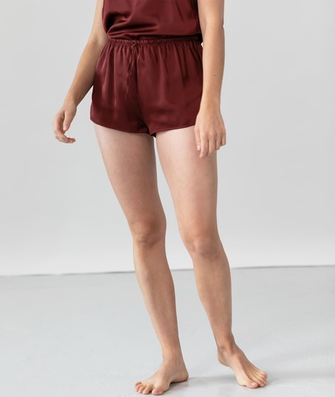 ICONE Brigitte Short bordeaux