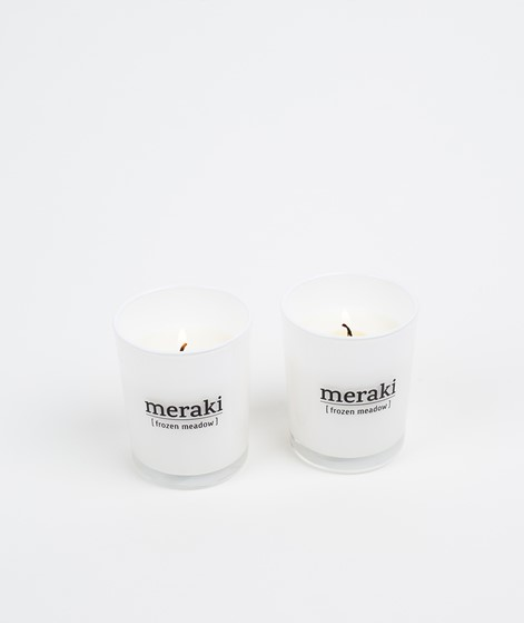 MERAKI Duftkerze Winter Edition