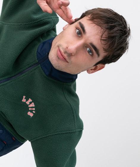 LEVIS Quarter Zip Polar Sweater