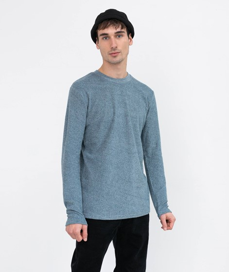 MINIMUM Kvist Sweater blau