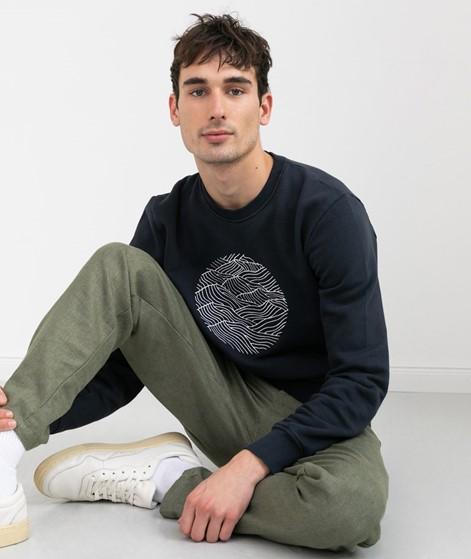 OLOW Houle Sweater blau