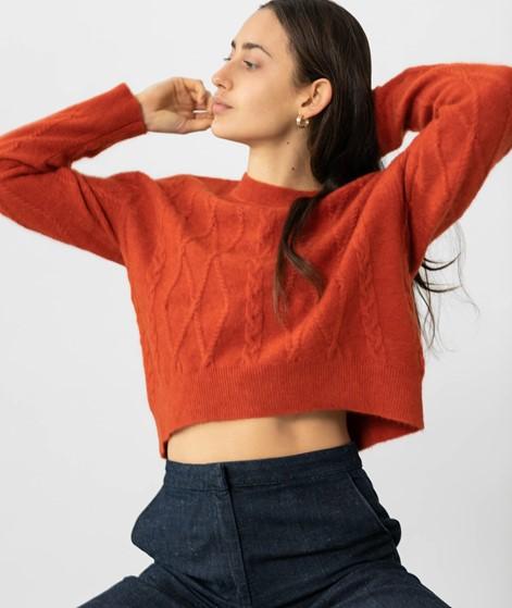 MARIE SIXTINE Paulette Pullover orange