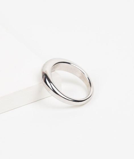 KAUF DICH GLÜCKLICH Chunky Ring silber
