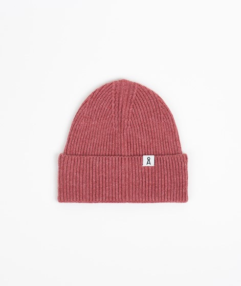 ARMEDANGELS Maax Mütze rot