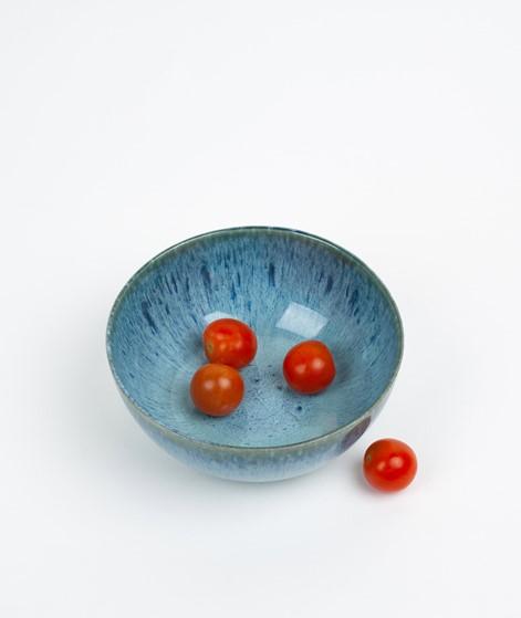 KAUF DICH GLÜCKLICH Keramikbowl blau