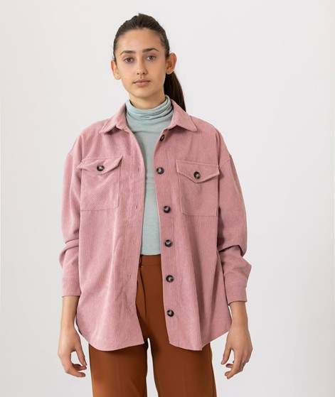 MOVES Savisa Jacke pink