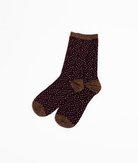 SELECTED FEMME SLFVida Socken bordeaux