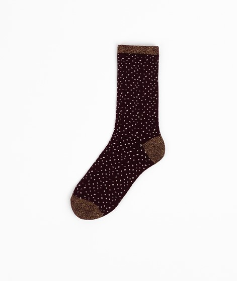 SELECTED FEMME SLFVida Socken bordeaux